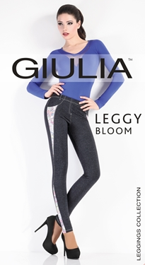 Leggy Bloom Model 01