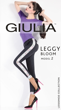 Leggy Bloom Model 02