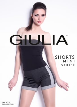 Picture of Shorts Mini Stripe model 3