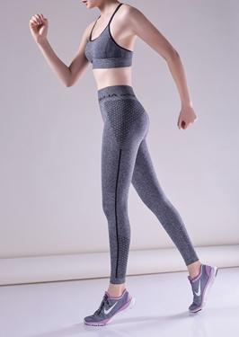 Leggings Sport Melange Modell 2