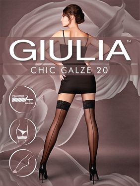 Chic 20 Calze