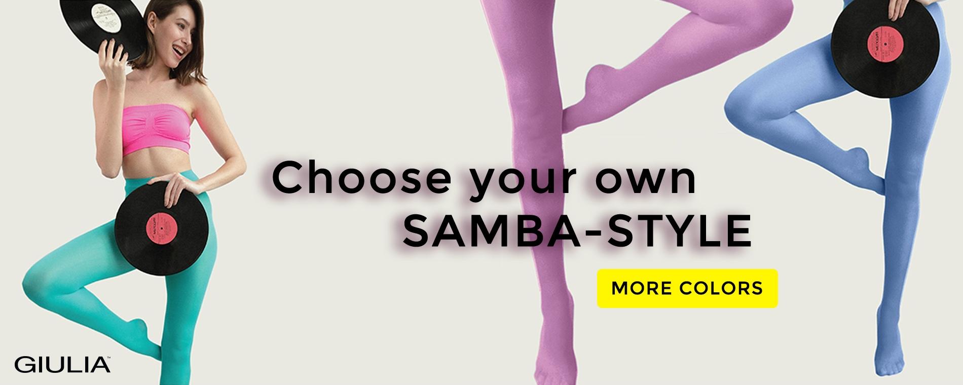 Samba Stil